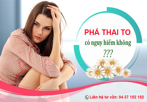 phá thai to