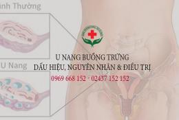 dau-hieu-u-nang-buong-trung